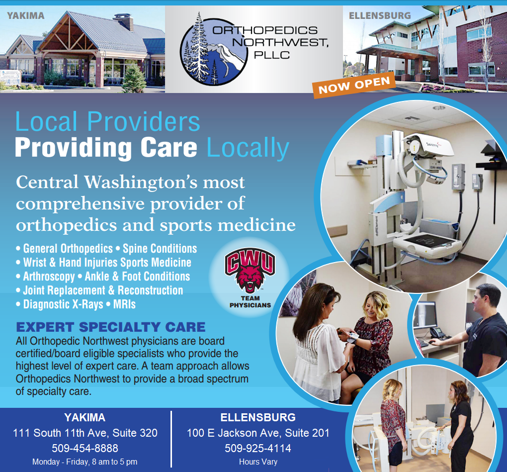 Orthopedics Northwest, PLLC
